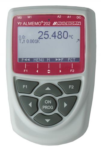 Almemo 202 Profesjonalne urządzenie pomiarowe