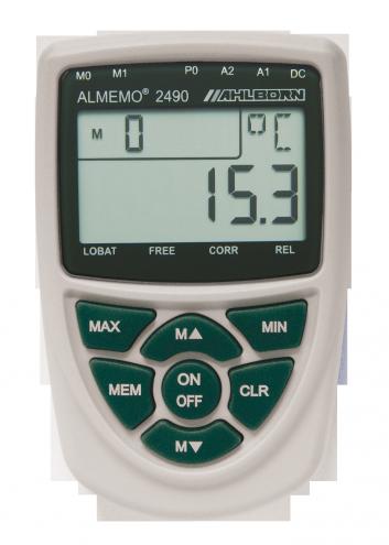Almemo 2450 Kompaktowe urządzenie pomiarowe