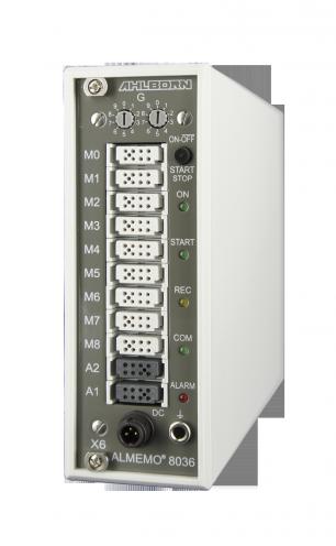 Almemo 8036-9 Referencyjne urządzenie pomiarowe